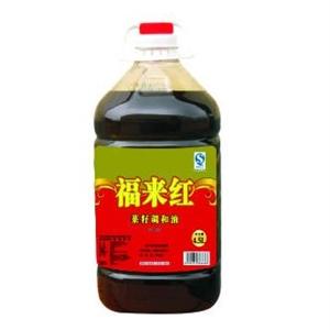 福来红菜籽调和油