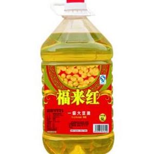 福来红一级大豆油